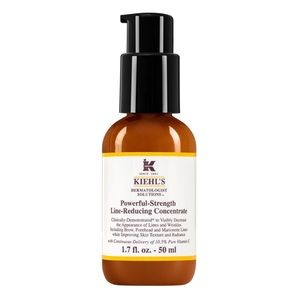 NEW KIEHL'S Powerful-Strength Line Reducing Concen